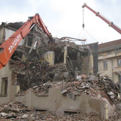Rimozione Edifici Dismessi